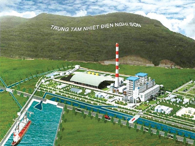 Nhiệt điện Nghi Sơn 2